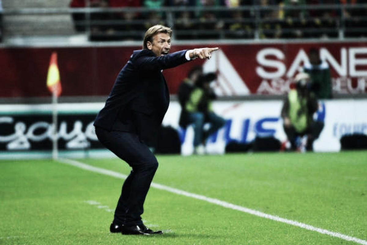Herve Renard deve convocar Labyad e outras novidades para a Seleção Marroquina