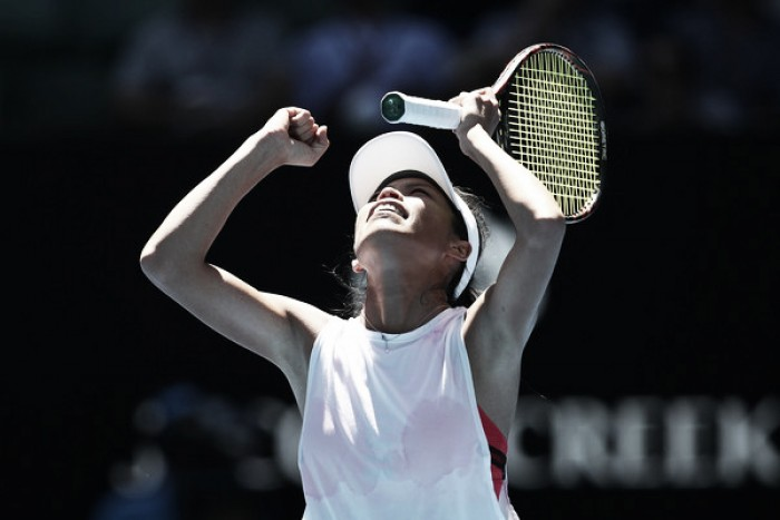 Australian Open: Hsieh Su-wei stuns Garbiñe Muguruza with flawless display