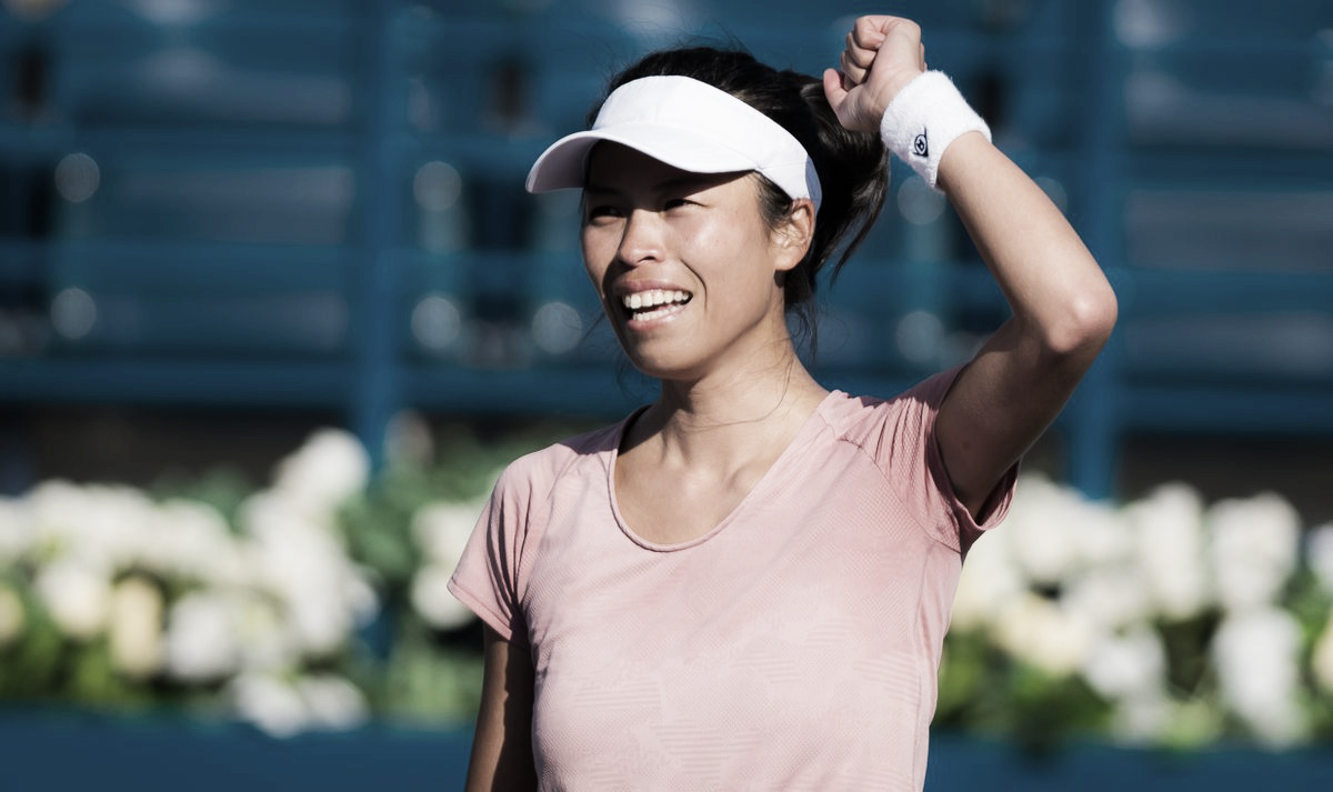 Hsieh busca grande virada e surpreende Pliskova para chegar à semifinal de Dubai