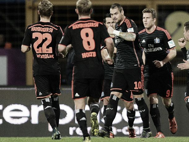 SV Darmstadt 98 1-1 Hamburger SV: Heller helps the Lilies to another impressive point