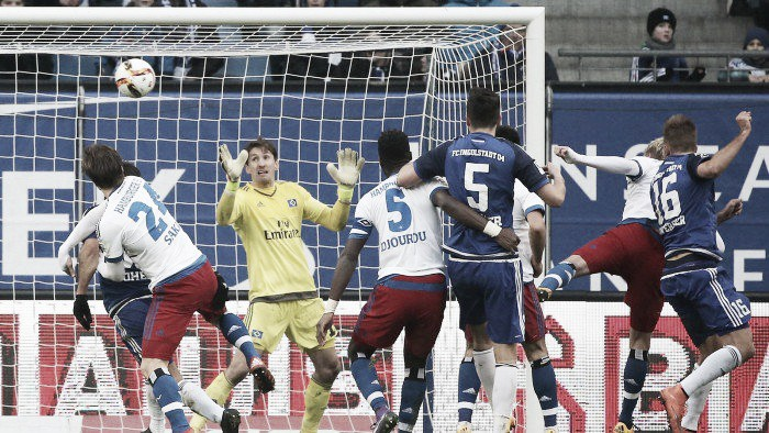 Hamburger SV 1-1 FC Ingolstadt 04: Hinterseer heads home to secure Schanzer a point