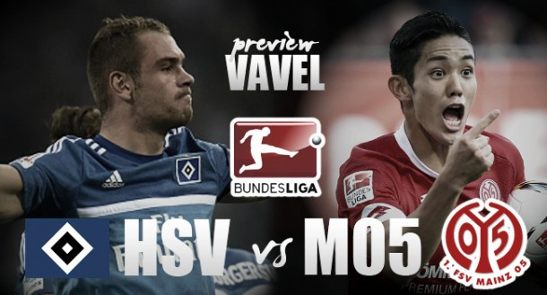 Hamburger SV - 1. FSV Mainz 05 Preview: Two mid-table sides go head-to-head
