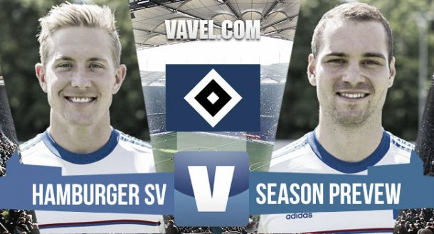 Hamburger SV Season Preview 2015-16: Der Dino hoping for better showing this season