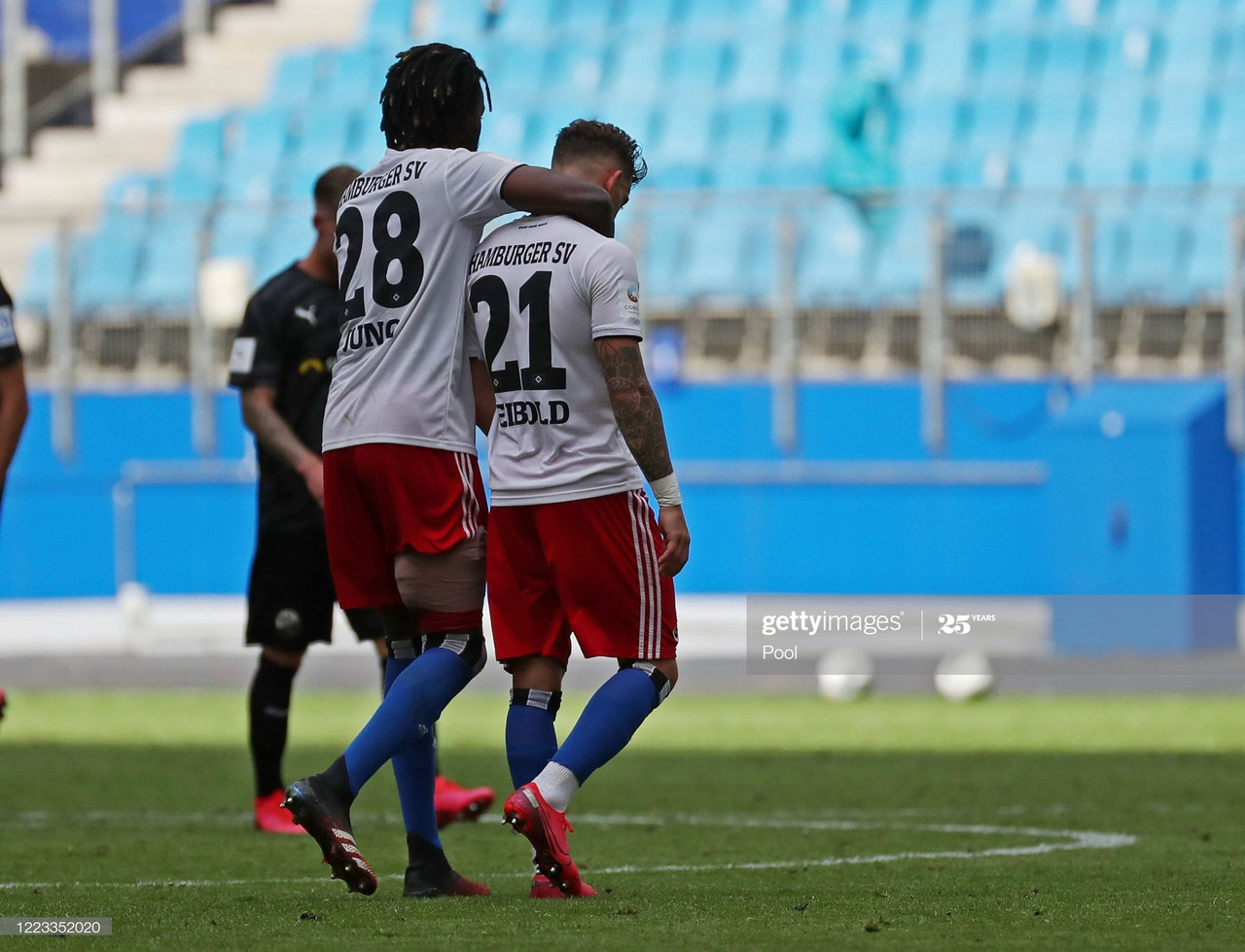 Hamburger SV 1-5 Sandhausen: HSV compound a miserable end to the 2019/20 season with a heavy home defeat.