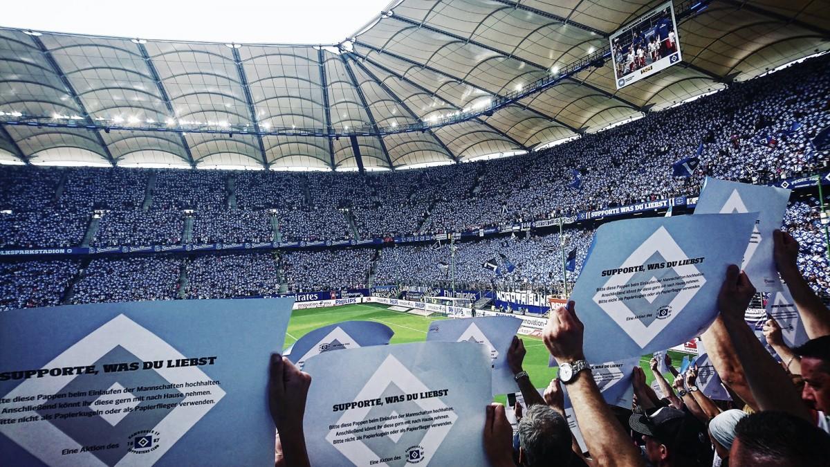 Hamburgo: De la gloria europea, al infierno del descenso