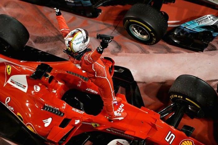 """F1 - Vettel: """"Noi un po' indietro, ma sappiamo cosa fare"""""""