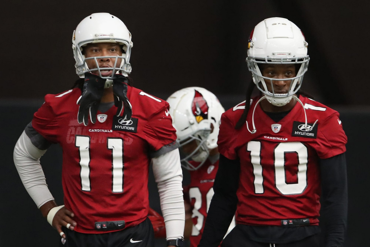 Arizona Cardinals agree to record breaking extension with DeAndre Hopkins