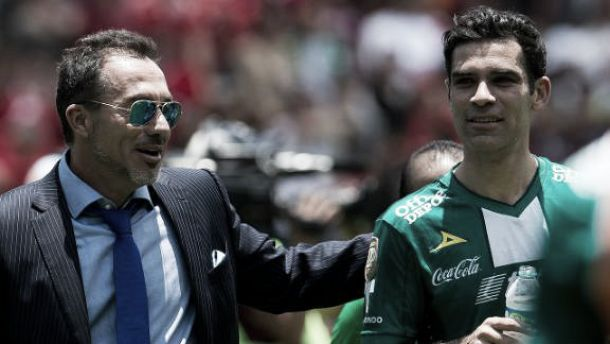 Matosas buscó a Rafa Márquez