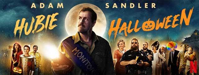 """""""El Halloween de Hubie"""": una nueva comedia mediocre de Adam Sandler"""