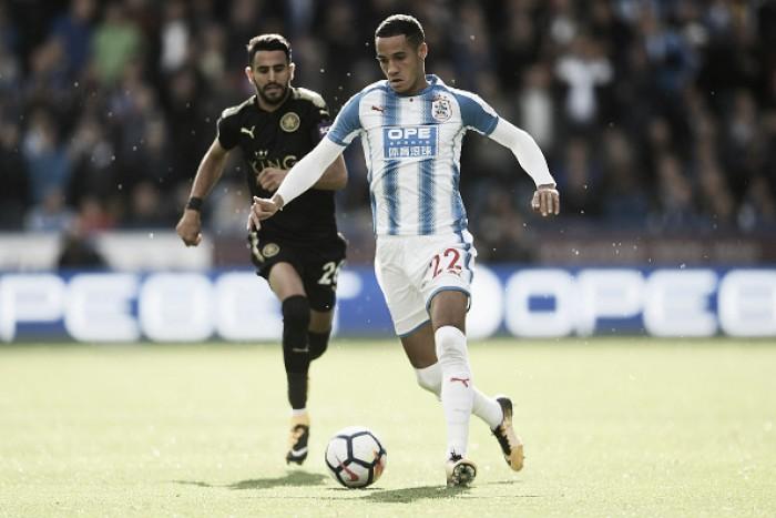 Huddersfield empata com Leicester em jogo aberto e segue sem perder em casa
