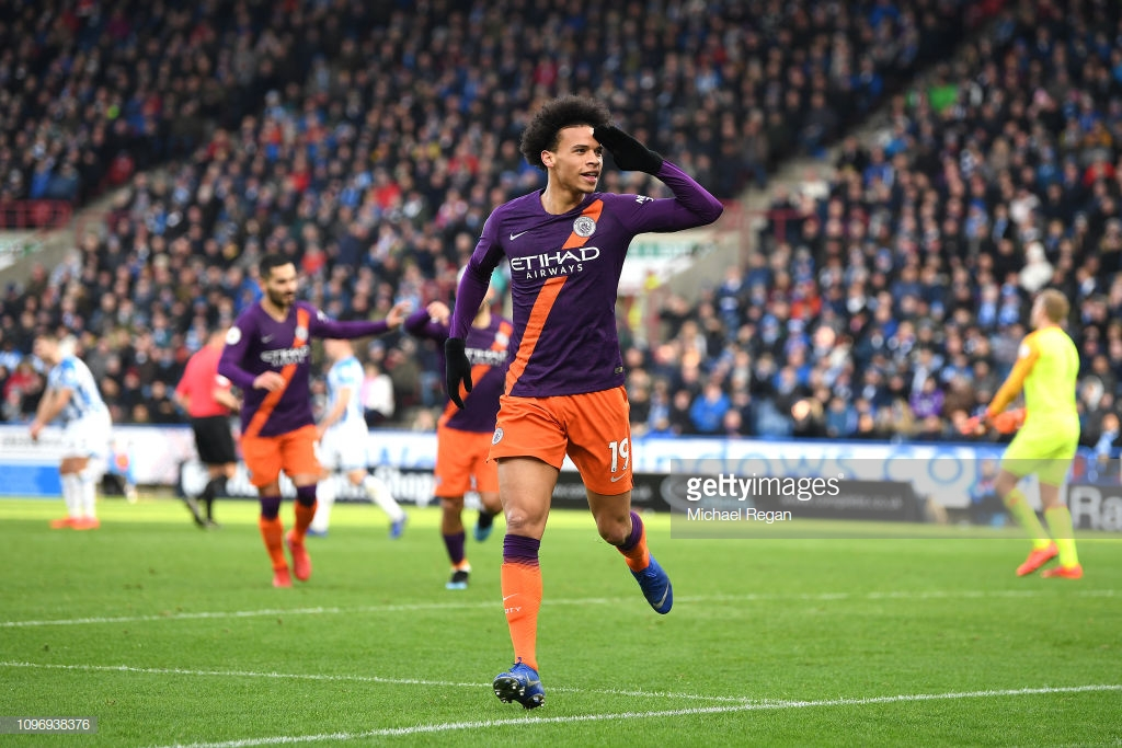 As it happened: City comfortably beat Huddersfield with improved second half