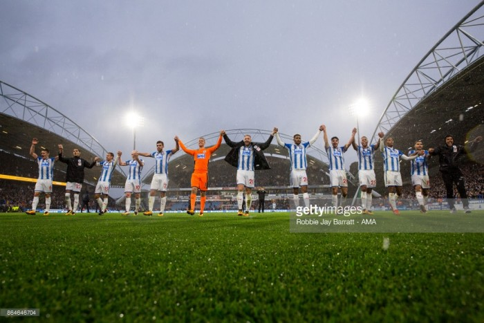 Huddersfield Town 2-1 Manchester United: Terrific Terriers end winless run and stun off-the-pace Red Devils
