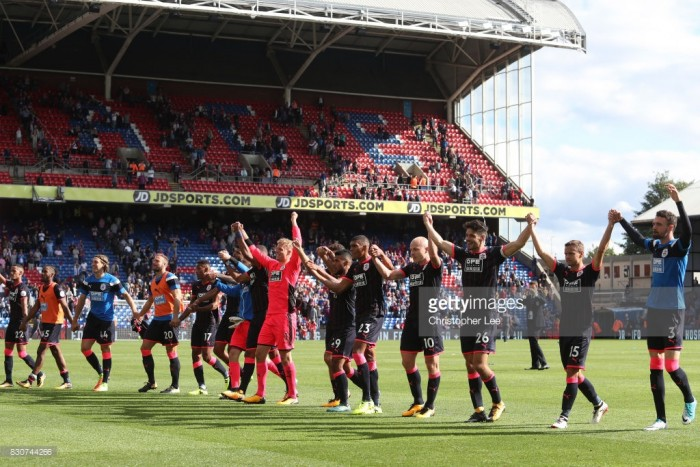 Huddersfield Town confirm 25-man squad for Premier League season