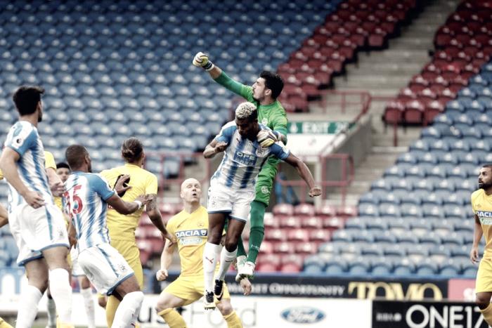 Udinese - Contro l'Huddersfield l'approccio non è dei migliori, ma poi le zebrette ribaltano tutto (1-2)