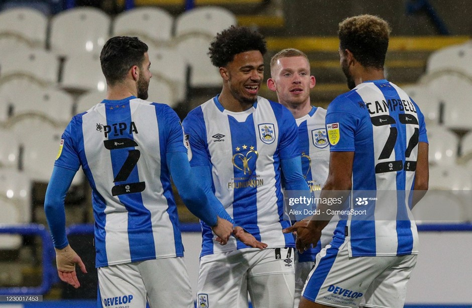 Huddersfield Town 2-0 Sheffield Wednesday: Terriers ease to promising win
