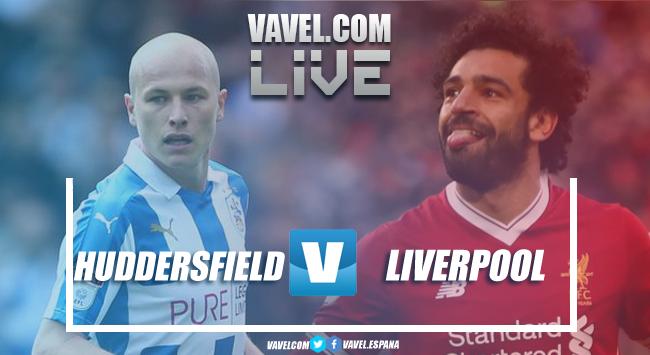 Resumen Huddersfield vs Liverpool en Premier League 2018 (0-1)