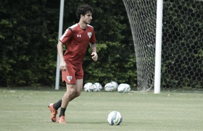 """Hudson exalta oportunidade de atuar no Cruzeiro e manda recado à torcida: """"Luto até o final"""""""