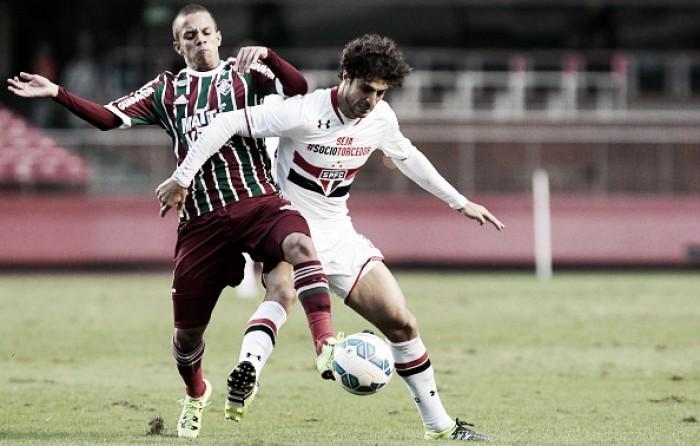 Com time misto e sem vencer há três jogos, São Paulo encara Fluminense