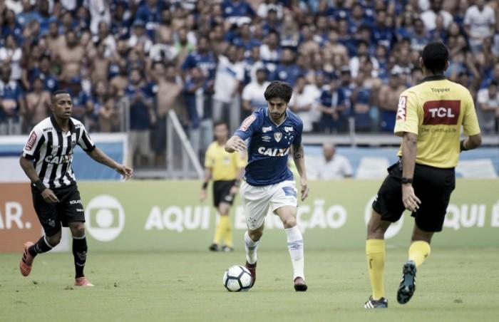 Sem futuro definido, volante Hudson pode ter situação resolvida com o Cruzeiro