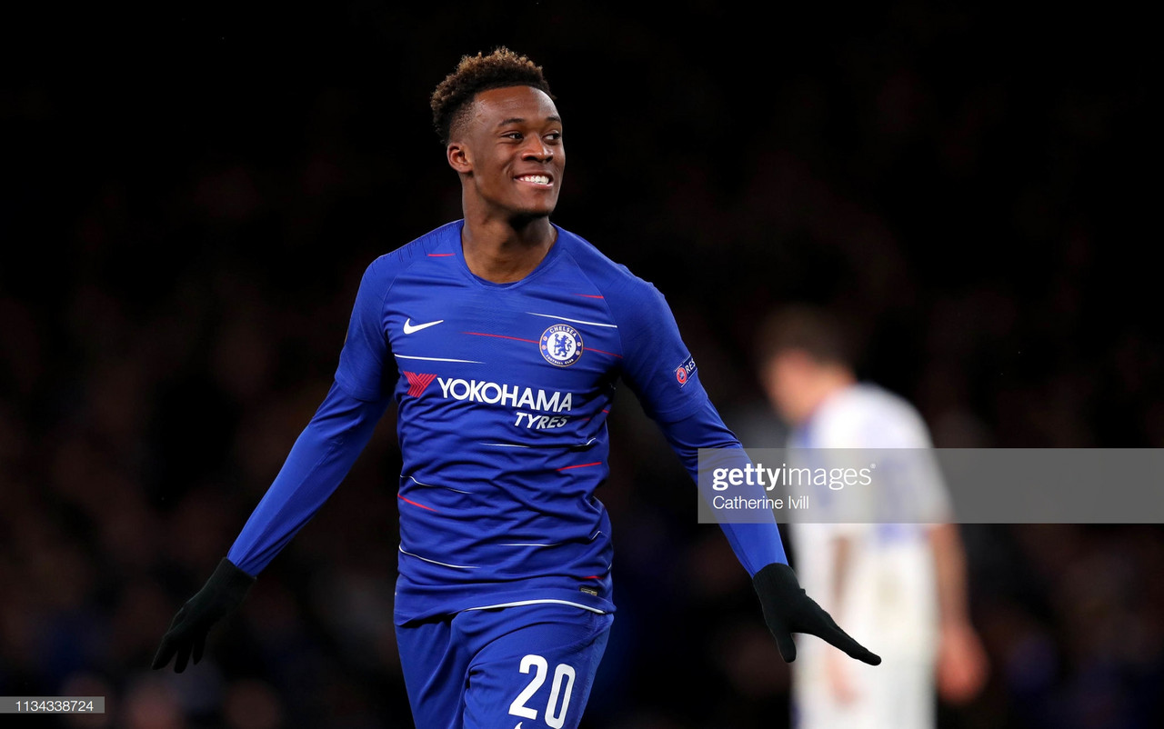 Reece James and Callum Hudson-Odoi set for footballing return in PL2