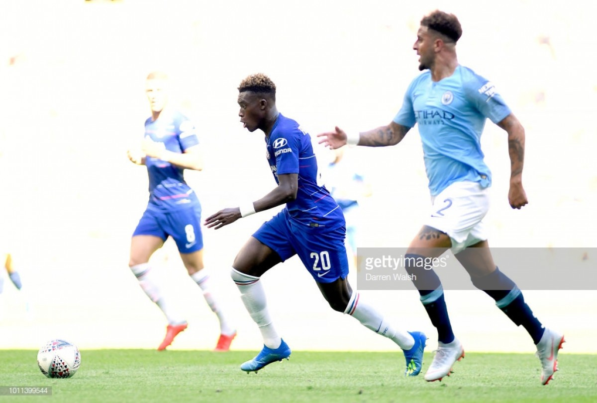 Callum Hudson-Odoi is ready to shine for Chelsea