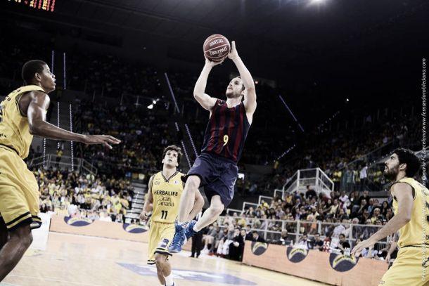 El Barcelona se lleva el estreno del Gran Canaria Arena