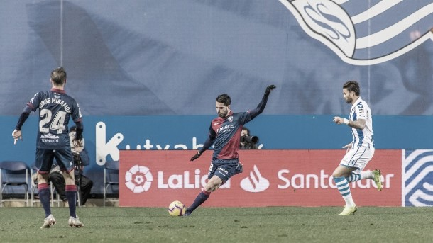 Análisis del rival: la SD Huesca, un equipo atrevido