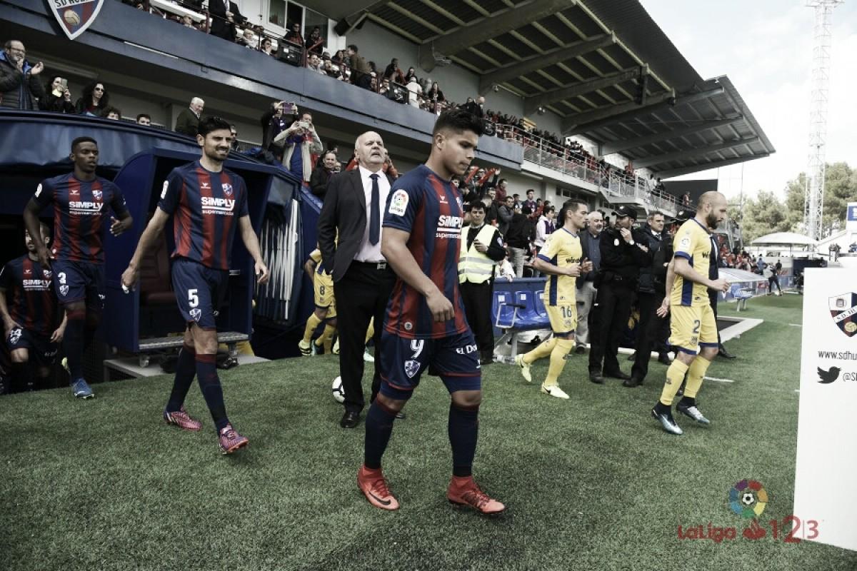 Huesca, un rival que huele a Primera