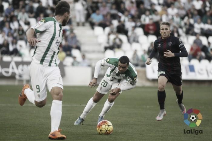 Huesca - Córdoba: obligados a ganar