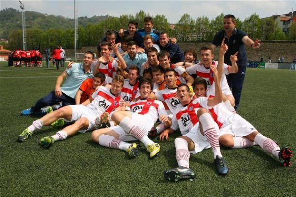 El Huesca debutará en la Copa del Rey frente al Racing de Santander