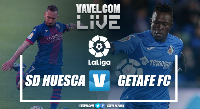 Resumen SD Huesca vs Getafe FC en LaLiga 2021