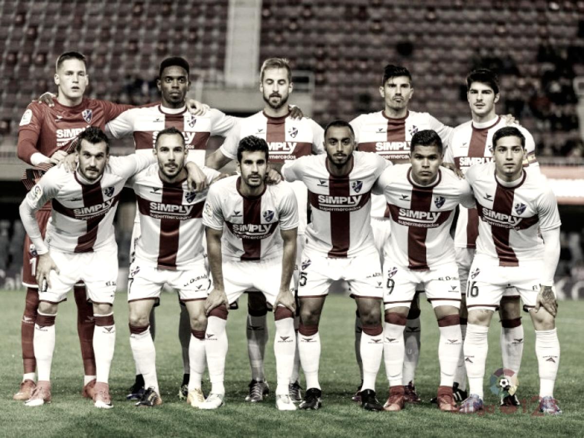 Ojeando al rival: SD Huesca, seis jornadas sin conocer victoria