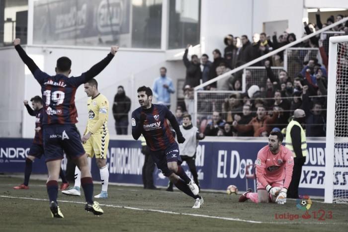Huesca - Lugo: puntuaciones del CD Lugo, jornada 19 de LaLiga 1 2 3