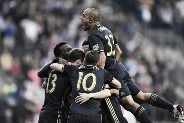 Score Philadelphia Union - DC United in 2016 MLS Regular Season (1-0)