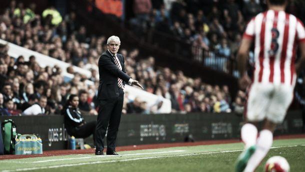 """Hughes: """"Hoy tuvimos un control del partido que quizá no tuvimos en los encuentros previos"""""""