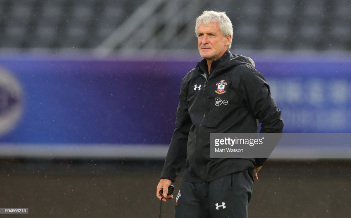 Opinion: The best is yet to come from Mark Hughes