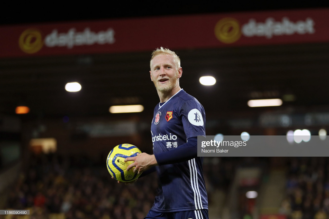 """Hughes praises Watford's """"character"""" in crucial victory over Norwich City"""