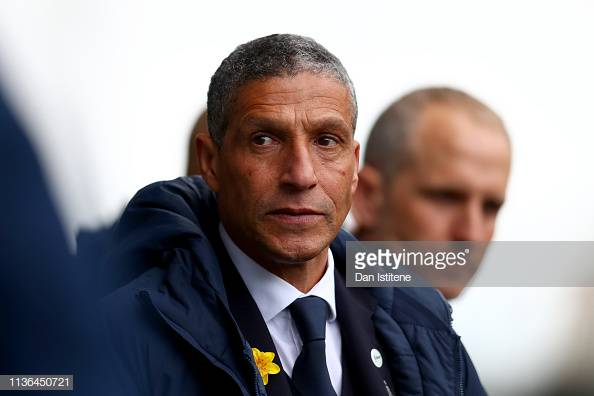 Hughton not looking for his Brighton team to get complacent