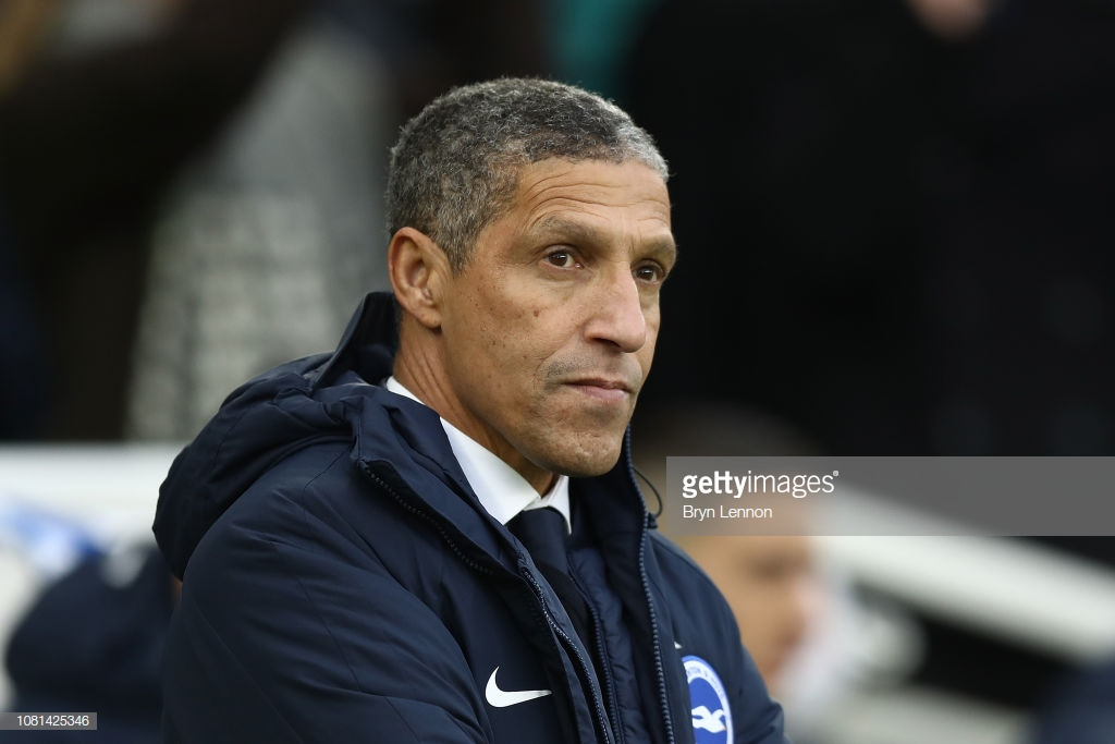Brighton manager Chris Hughton tips Liverpool to win Premier League crown