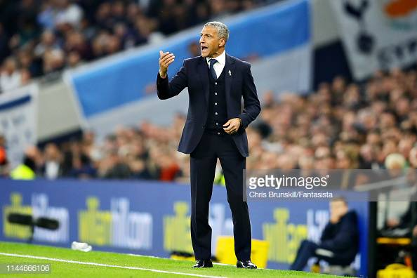 Hughton: Every minute you play is an opportunity to change poor form