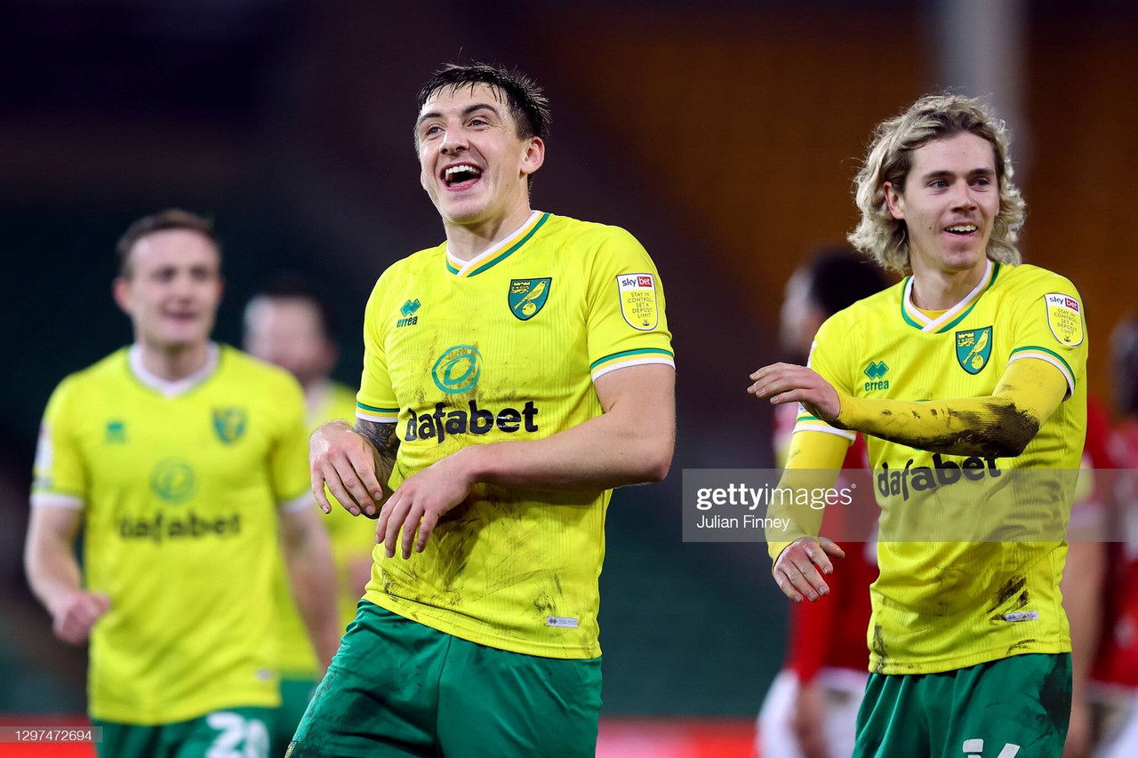 Norwich City 2-0 Bristol City: A Hugill double seals a comfortable win for the Canaries