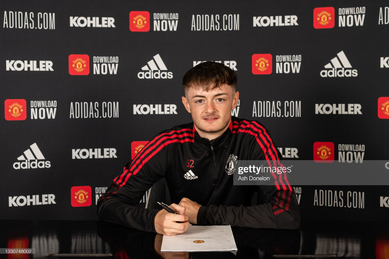 Joe Hugill signs new deal at Old Trafford: Who is the 17-year-old Solskjaer is so excited about?