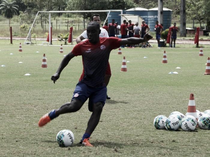 Náutico inicia preparação para duelar contra Avaí com retorno de três atletas