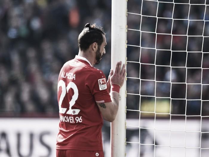 Hannover 96 - Hamburger SV 0-3: War es das für Hannover?