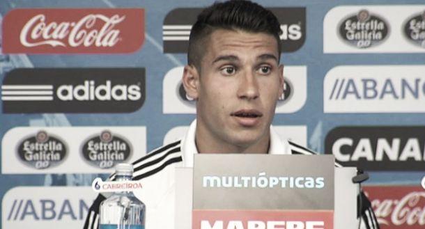 "Hugo Mallo: ""Berizzo nos pide más presión, ser más agresivos"""