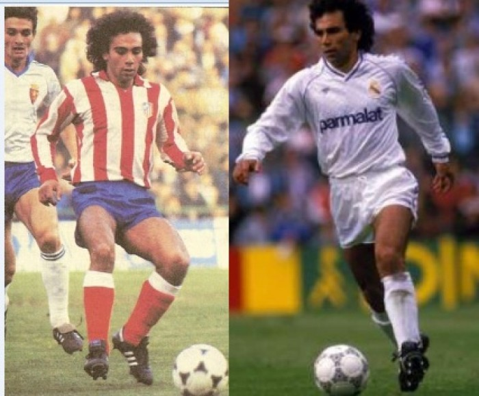 Derbi madrileño: jugadores que militaron en ambos equipos