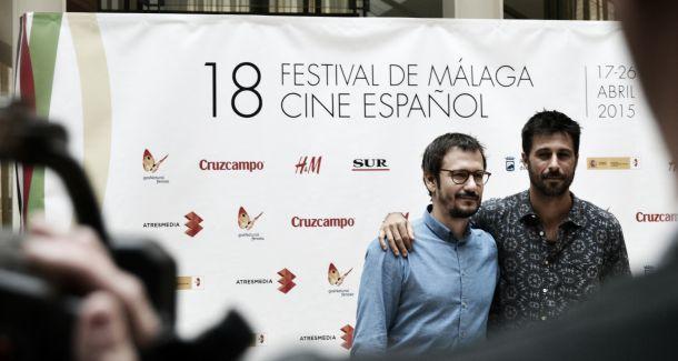 Hugo Silva y Michelle Jenner se reencuentran en 'Tenemos que hablar'