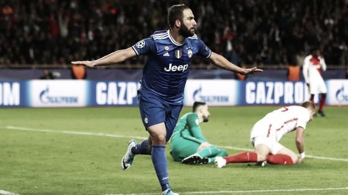 """Monaco-Juve, l'eroe della notte Higuaìn: """"sapevo che sarebbe arrivato il mio momento"""""""