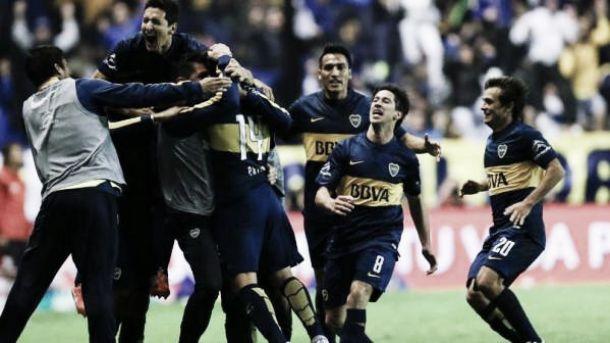Boca ganó de visita y se encamina a cuartos de final
