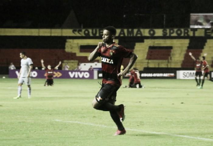 André brilha, Sport vira sobre reservas do Grêmio em jogo movimentado e vence primeira